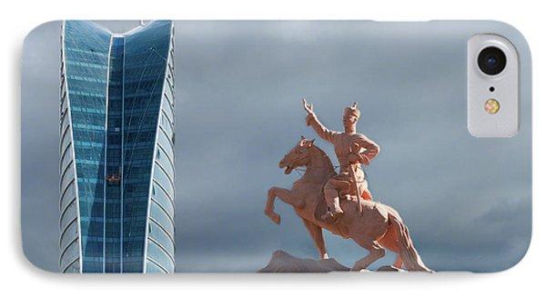Ulaanbaatar IPhone Case by Alan Toepfer