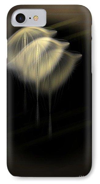 Umbrellas IPhone Case by Ines Garay-Colomba