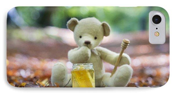 Ummmm Honey  IPhone Case by Tim Gainey