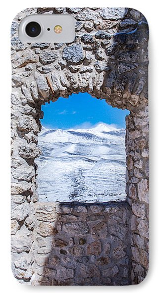 A Window On The World IPhone Case by Andrea Mazzocchetti