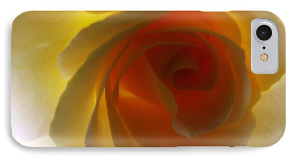 IPhone Case featuring the photograph Unaltered Rose by Robyn King