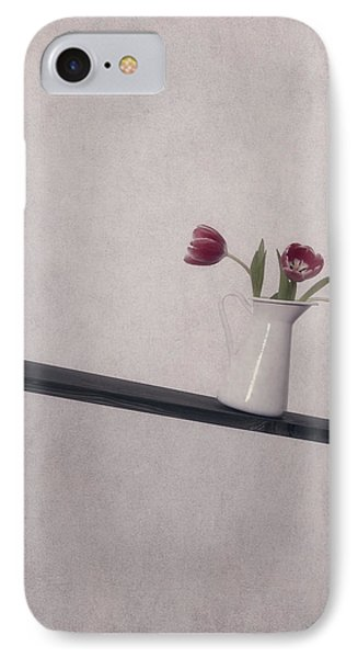 Unbalanced Flowers Phone Case by Joana Kruse