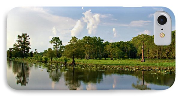 Uncertain Reflection IPhone Case by Lana Trussell