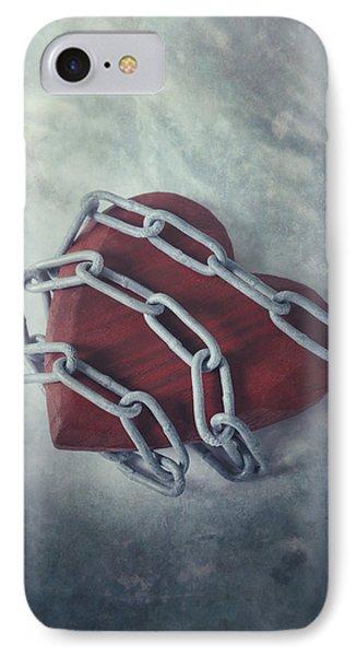 Unchain My Heart Phone Case by Joana Kruse