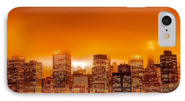 Under A Blood Red Sky Part One IPhone Case by Alex Hiemstra