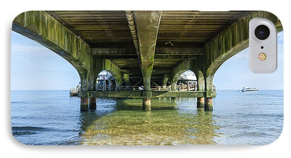 Under A Pier Phone Case by Svetlana Sewell