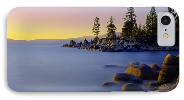 Under Clear Skies Phone Case by Chad Dutson