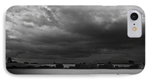 Under Dark Sky Phone Case by Heiko Koehrer-Wagner