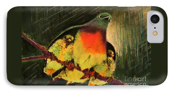Under His Wings IPhone Case by Hazel Holland
