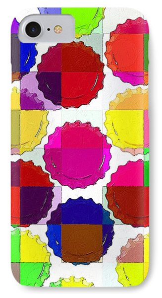 Under The Blanket Of Colors IPhone Case
