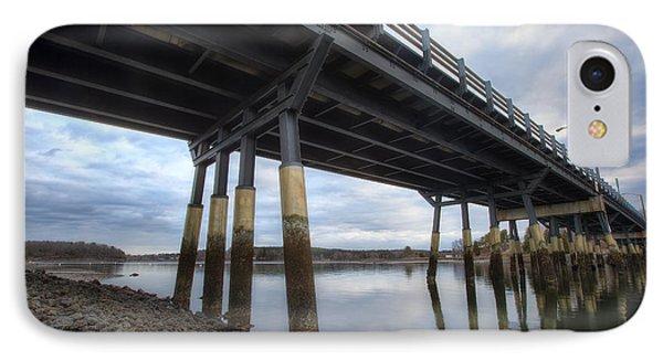 Under The Bridge Phone Case by Eric Gendron