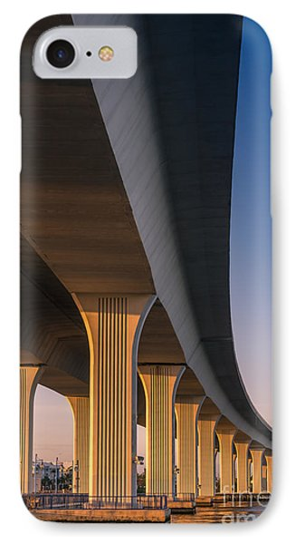 Under The Bridge IPhone Case by Jola Martysz