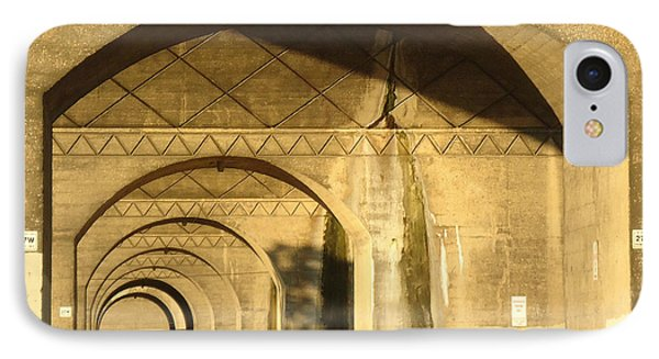Under The Bridge IPhone Case by Joseph Skompski