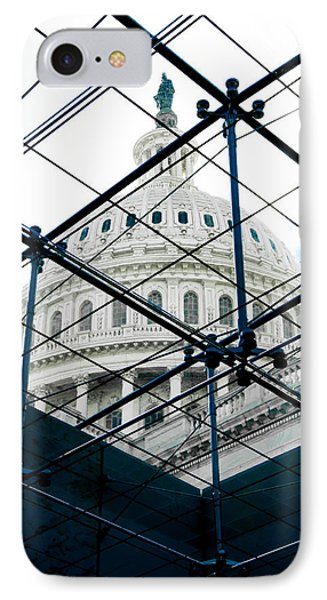 Under The Dome IPhone Case by Greg Fortier