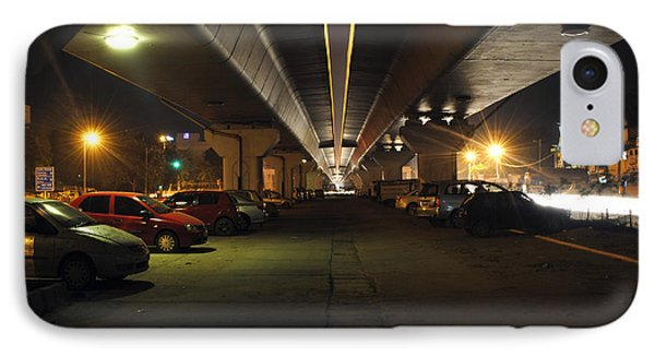 Under The Flyover  Phone Case by Sumit Mehndiratta