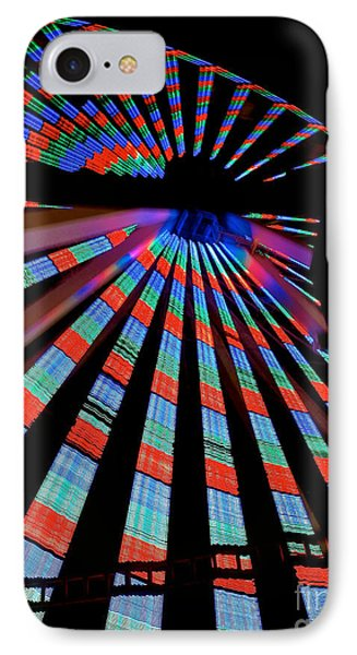 Under The Giant Wheel Phone Case by Mark Miller