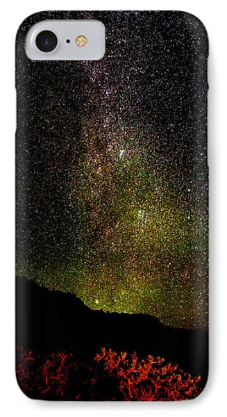 Under The Milky Way IPhone Case by Greg Norrell