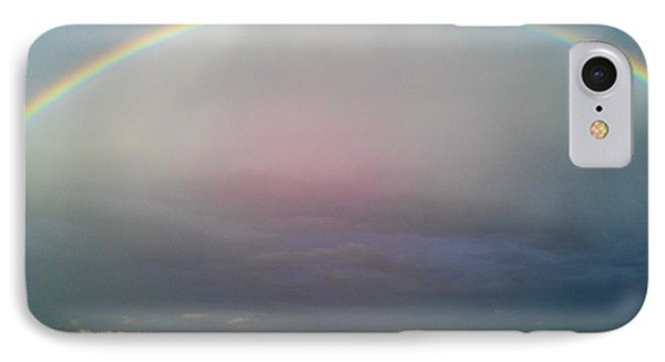 Under The Rainbow IPhone Case by Chris Tarpening