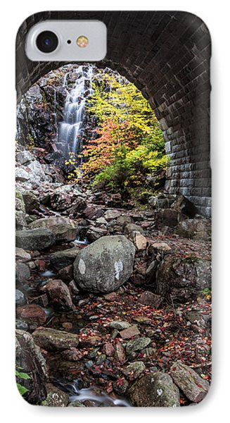 Under The Road IPhone Case by Jon Glaser