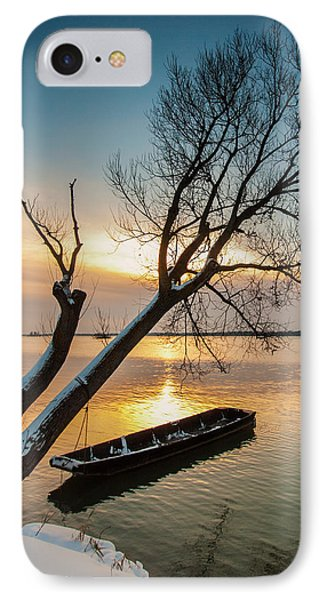 Under The Tree Phone Case by Davorin Mance