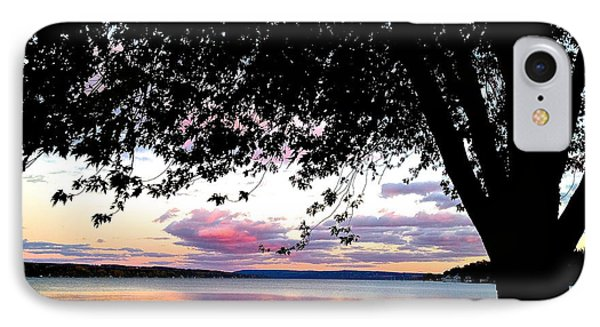 Under The Tree IPhone Case by Margie Amberge