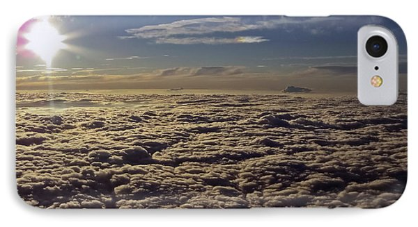 IPhone Case featuring the photograph Undercast And Sun by Greg Reed
