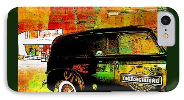 Underground Atlanta Georgia IPhone Case