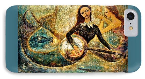 Undersea Phone Case by Shijun Munns