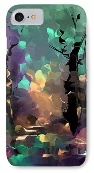 Understanding In Color IPhone Case by Steven Lebron Langston