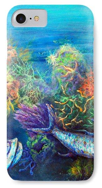 Jesus Reef  IPhone Case by Ashley Kujan