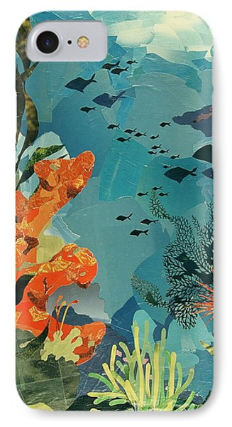 Underwater IPhone Case by Robin Birrell