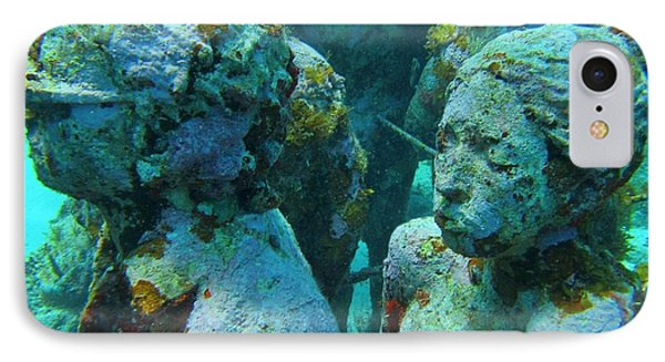 Underwater Tourists Phone Case by John Malone