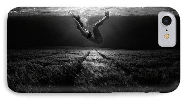 Underwaterlandream IPhone Case