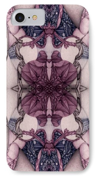 Undesignated Ballpoint Image Number Xxxiii IPhone Case by Jack Dillhunt