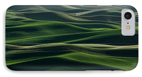 Undulations IPhone Case by Don Schwartz