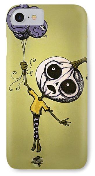 Unexpected Helium Phone Case by Sara Coolidge