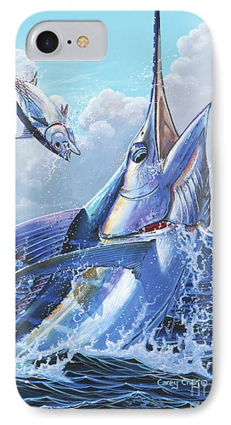 Reef Shark iPhone 7 Case - Unexpected Off0093 by Carey Chen
