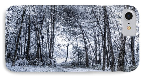 Unexpected Snowfall IPhone Case by Marc Garrido