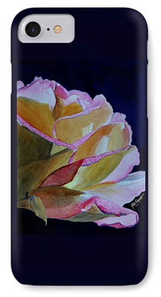 Unfolding Rose Phone Case by Ruth Bodycott