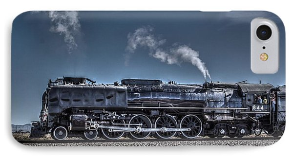 Union Pacific 844 IPhone Case by Photographic Art by Russel Ray Photos