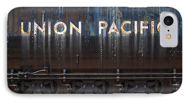 Train iPhone 7 Case - Union Pacific - Big Boy Tender by Paul W Faust -  Impressions of Light