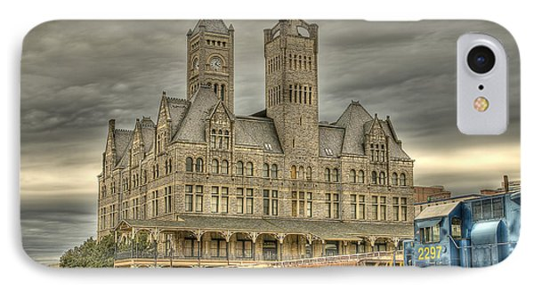 Union Station IPhone Case by Brett Engle