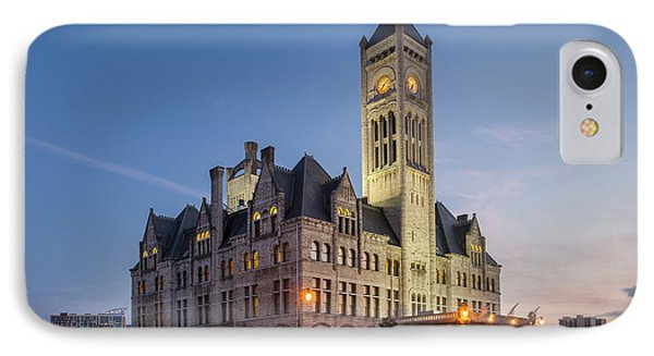 Union Station  IPhone Case by Brian Jannsen