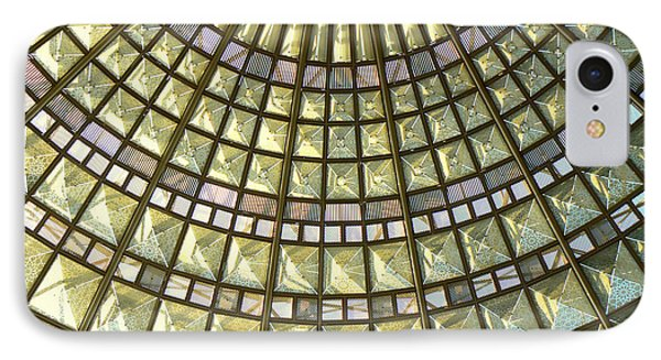 Union Station Skylight IPhone Case by Karyn Robinson