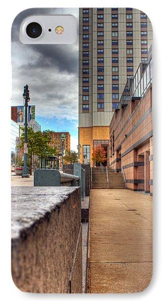 Unique City View Phone Case by Tim Buisman