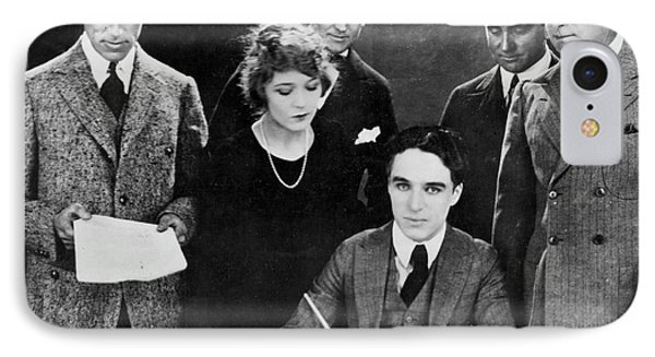 United Artists, 1919 IPhone Case by Granger