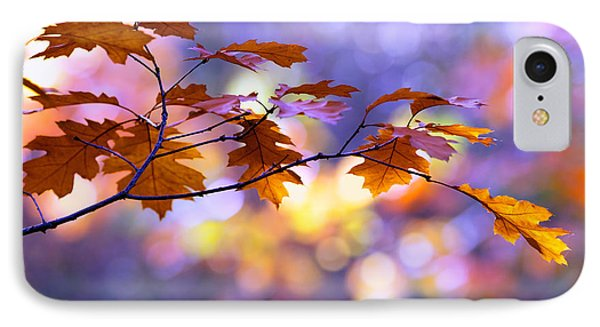 United Colours Of Autumn II IPhone Case by Roeselien Raimond