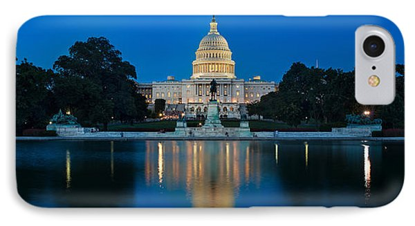 United States Capitol Phone Case by Steve Gadomski