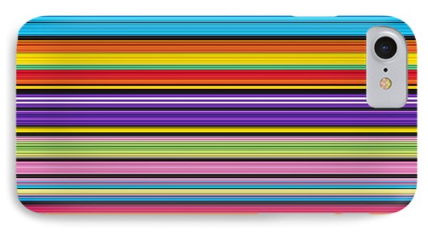 Unity Of Colour 1 Phone Case by Tim Gainey