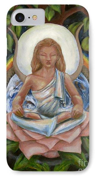 Universal Goddess IPhone Case by Samantha Geernaert